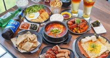 [高雄]劉震川韓潮吧高雄大立精品店-全新菜單!火烤兩吃、韓式炸雞與弘大小食一次滿足
