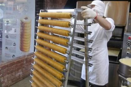 【宜蘭旅遊】年輪摩天輪蛋糕怎麼做?這裡公開解密。亞典蛋糕密碼館