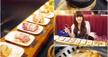 【台北美食】江原慶白菜。八色烤肉Get it!!微風廣場也能吃到韓國八色烤肉囉