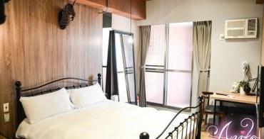 【台中住宿】樓特Loft Hostel。逢甲夜市平價住宿! 方便吃輕鬆玩~下樓就是逢甲夜市