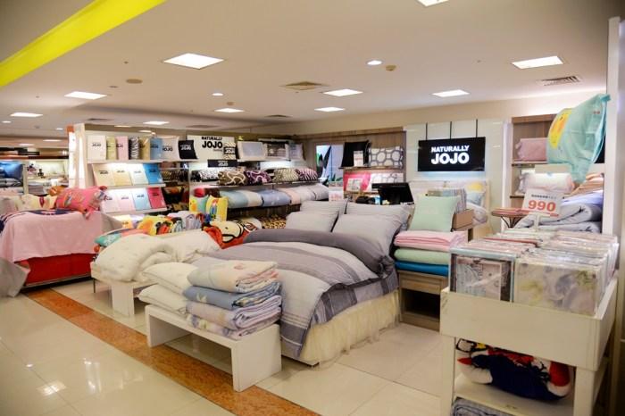 【寢具推薦】2018 NATURALLY JOJO BEDDING。屏東太平洋百貨6F新櫃登場~週年慶寢具特賣會