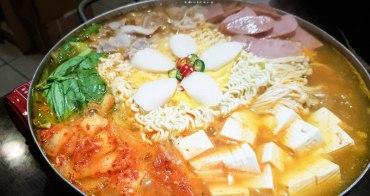 【台北美食】韓食村。四平商圈超高CP值排隊韓式料理~紫米飯湯品無限量吃到飽