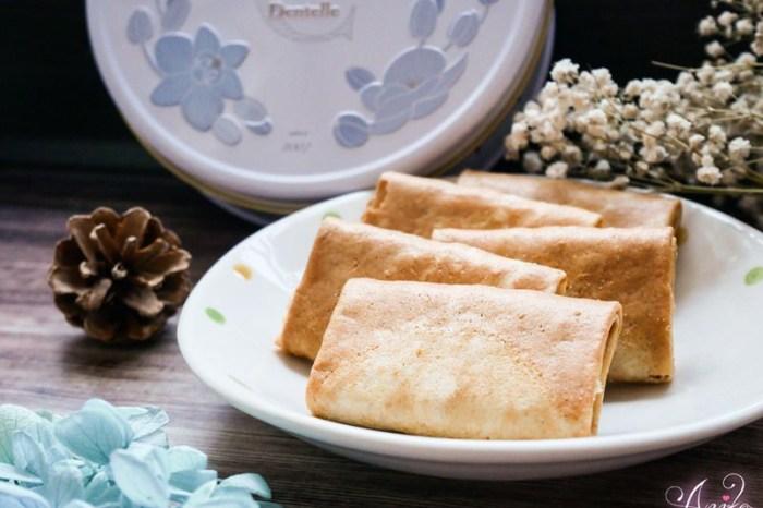 【台南美食】名坂奇洋菓子。台南超夯伴手禮!蕾絲薄餅新品上市~年節送禮大推薦