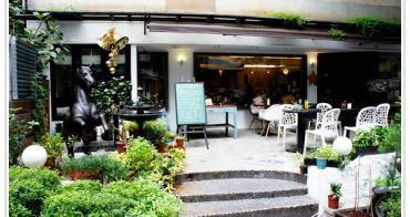 [東區 莊園] 隱身巷弄裡的親子餐廳