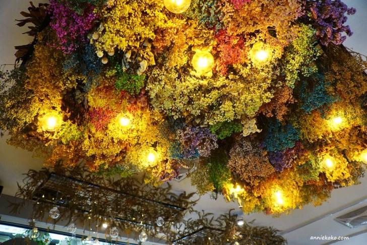 20180825211551 86 - 新店區公所站美食│花草慢食光,充滿花藝的浪漫空間,餐廳裡開派對