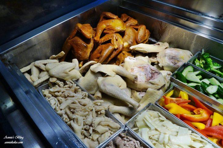 20180915205003 55 - [板橋美食] 一毛不拔鹽水雞 煙燻雞 80元20種蔬菜滷味夾好夾滿 晚來吃不到喔