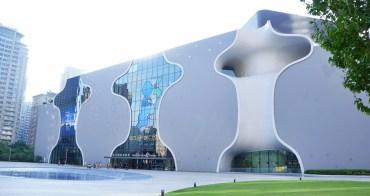 [台中新光三越商圈走遊]  飛躍中的台中市 台中市政中心 國家歌劇院 MY雋五期建設