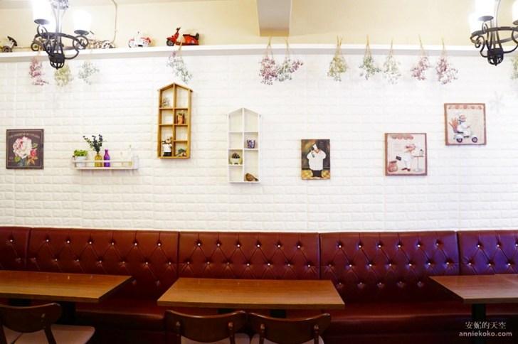20181116213728 19 - 熱血採訪 [板橋江子翠站美食]Mr.Bruce 老布廚房  創意義大利麵料理  焗烤 甜點 鄉村風雜貨餐廳 溫暖用餐空間
