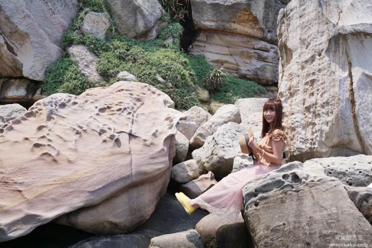 20190426013622 89 - 新北秘境 金山神秘海岸 絕美一線天礁岩 穿越巨岩才能抵達的夢幻海岸