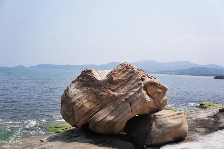 20190426013643 10 - 新北秘境 金山神秘海岸 絕美一線天礁岩 穿越巨岩才能抵達的夢幻海岸