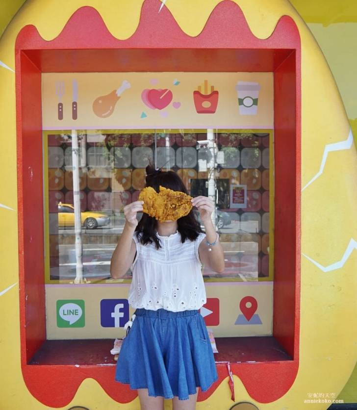 20190810232738 33 - 熱血採訪 [台北車站周邊美食 赤雞雞排] 彩色雞排創意口味  六種風味顛覆你對雞排的想像