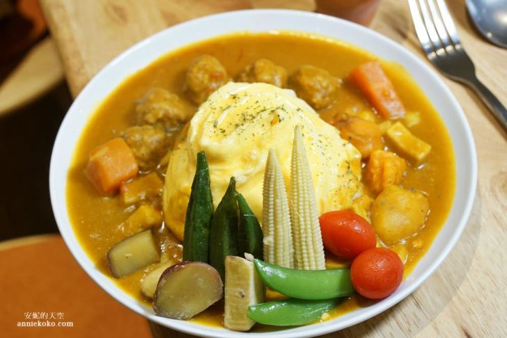 20190918123530 40 - 這間咖哩飯加醬加飯都不加價好佛心[新莊美食 喜歡咖哩 Love Curry]季節咖哩繽紛蔬菜很吸睛
