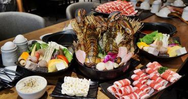 [新莊火鍋推薦 御鼎湯 原本鍋物] 日本A5紐約客和牛海陸鍋只要699元  點海龍王雙人套餐再送一隻大龍蝦