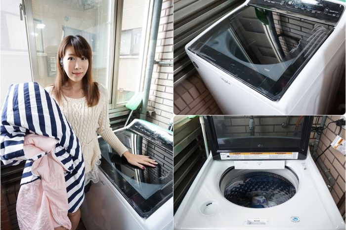 【家電】洗衣機推薦 惠而浦直立式洗衣機 ♥ 大容量可熱水洗 蒸氣除蟎殺菌