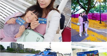 【澳洲自由行】布里斯本自由行交通 ♥ 持Go card走遍市區景點跟黃金海岸