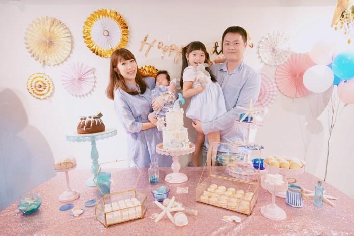 【育兒生活】生日派對 波妞五歲+波特滿月 ♥ 手足是彼此最好的禮物
