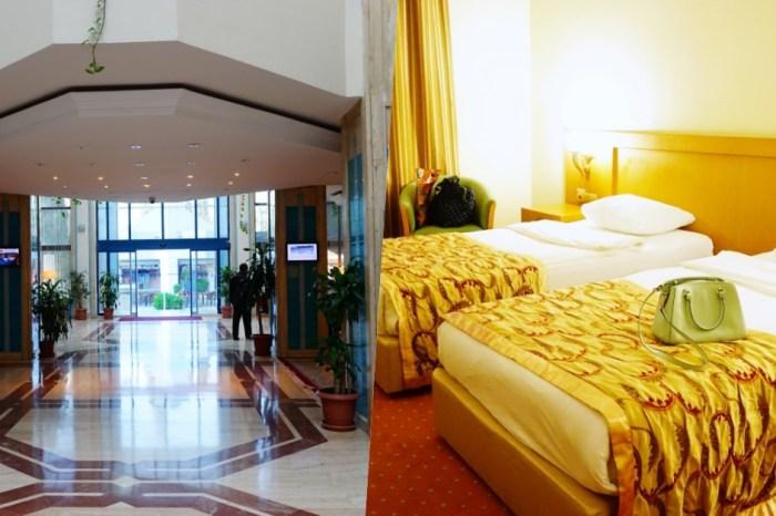 【土耳其熱氣球圓夢】棉堡住宿推薦 ♥ 克洛薩泰馬爾水療酒店 五星級有土耳其浴