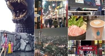 【日本】新宿逛街地圖 ♥ 新宿車站購物攻略 (百貨+必買+美食+住宿)