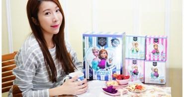[分享] 大人小孩都喜歡的健康零食 送禮自用兩相宜 ♥ Crispy6 旅行者六號果乾冰雪奇緣超值禮盒