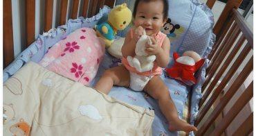 [育兒好物] 讓寶寶睡個好覺 媽媽也輕鬆 ♥ nac nac有機棉寢具紡品