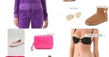 [購物] 私心很想買的前十名 ♥ 超好逛的Shopbop購物網站