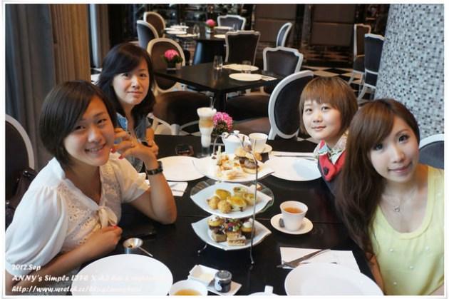 <台北> [下午茶] 姐妹聚餐好推薦 ♥ A3 Bar & Restaurant