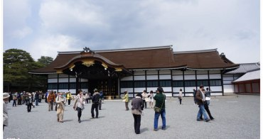 【京阪自由行】必逛賞櫻景點 京都御所 ♥ 一年只開放幾天推薦參觀