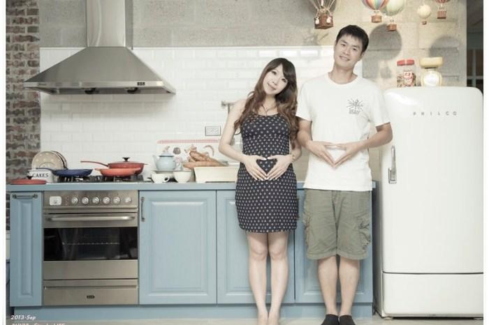 [懷孕] 女人一生最美的時刻 ♥ 最美好的回憶 孕婦寫真 (中)