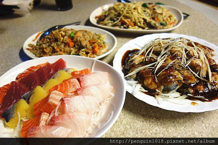 草屯東港丸揚生魚片 | 肥美的五味生蠔、厚實大氣生魚片!市場裡平價新鮮日式料理,熟人帶路才知道的美味。