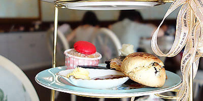 【台中】古典玫瑰園(東海藝術街創始店);威廉王子下午茶跟公主的約會。