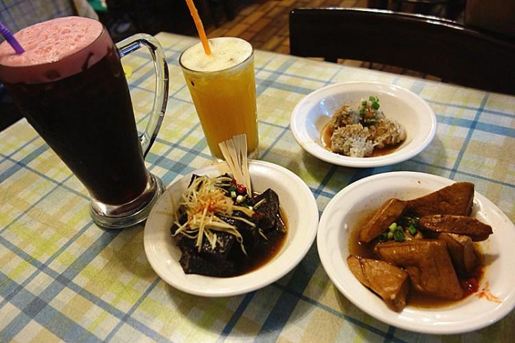 茗人茶館   員林在地知名老店,超值點心跟飲料,餐點平價好味道,聚會吃吃喝喝好去處!