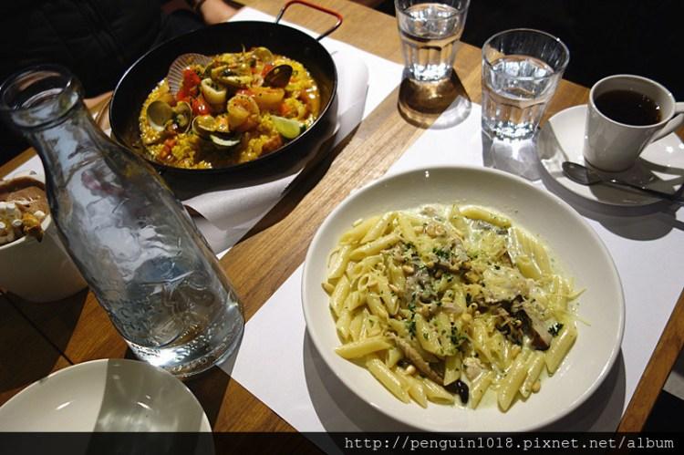 關於餐桌 About Tables | 員林義大利麵,老洋房改造,希拉二店口味跟份量比較優秀些。