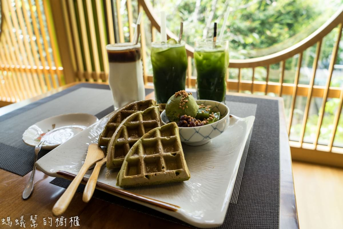 員林合掌喫茶日式下午茶   抹茶迷必訪!正夯秘境日式庭院,置身異國風情,遠離塵囂。