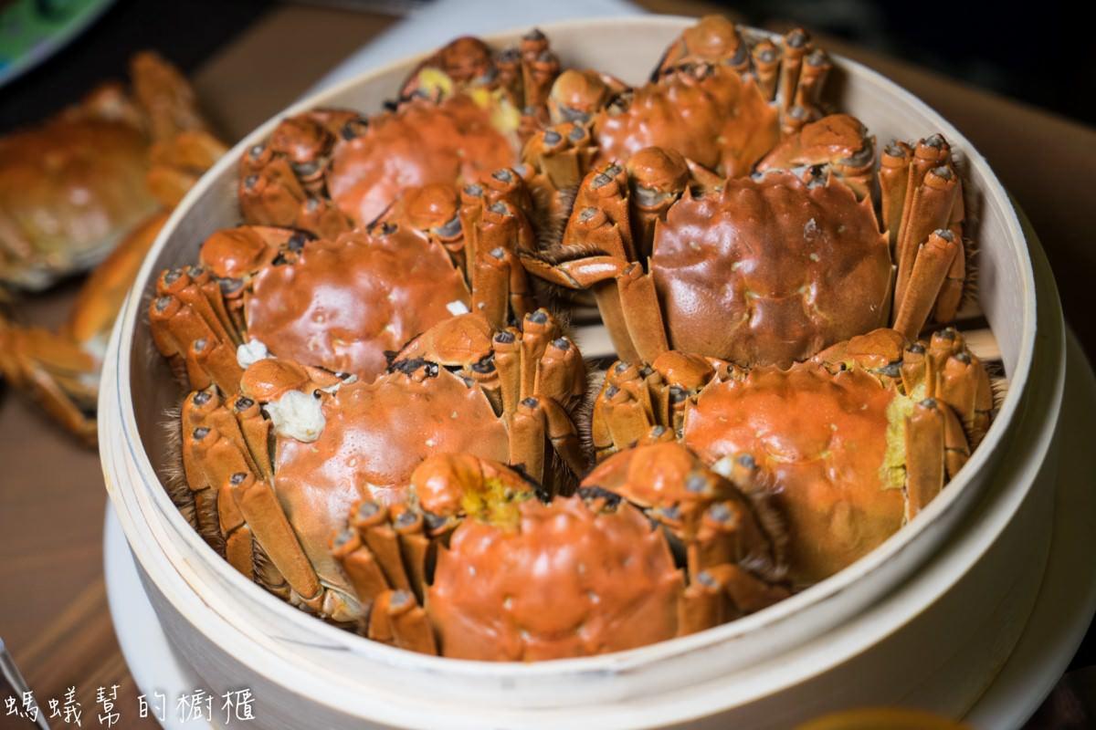 香格里拉台南遠東國際大飯店   台南最強期間限定大閘蟹吃到飽!品嚐大閘蟹蟹膏就是現在。