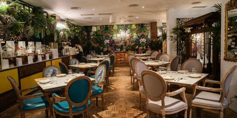 Woo Taiwan 員林店(歇業)   員林泰國餐廳,來自清邁的異國風情,在叢林植物裡享受浪漫用餐氛圍。