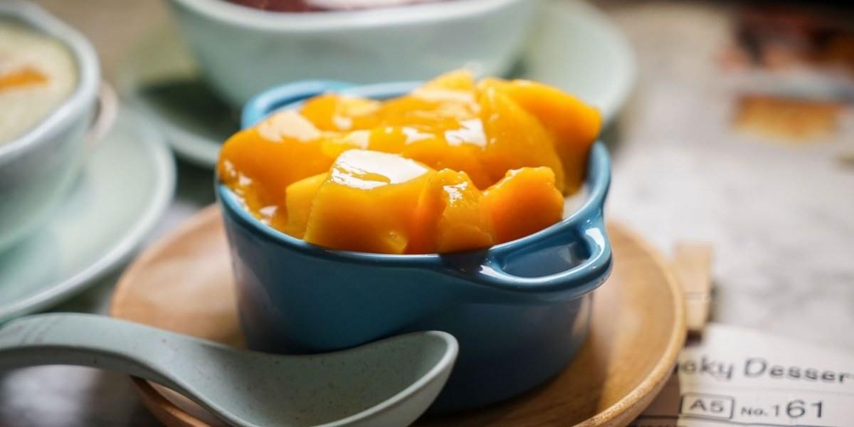 香港發記甜品(旺角店)   到香港必吃的糖水甜品!推楊枝甘露、芒果蛋白燉鮮奶。