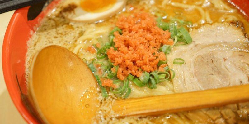 一幻拉麵台中中友店 北海道一幻拉麵到台中囉!招牌濃郁蝦湯拉麵,蝦蝦鮮味與眾不同。