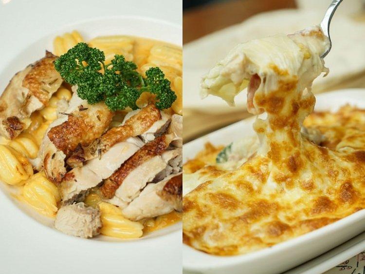 員林米蘭街義式小館   員林義大利餐館,8種自家製手工麵條,手工PIZZA、燉飯、主餐跟多人套餐豐富划算更飽足!