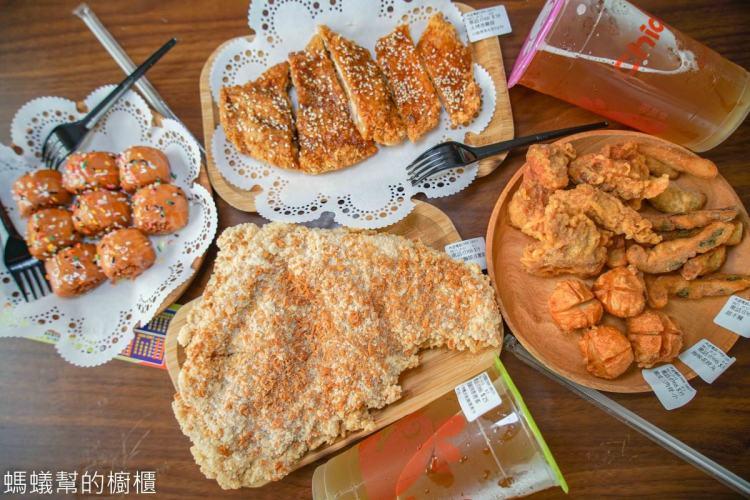 彰化市食香客雞會站 | 超人氣科學麵雞排,炸物酥脆一吃就愛上,彰化市特色雞排推薦!