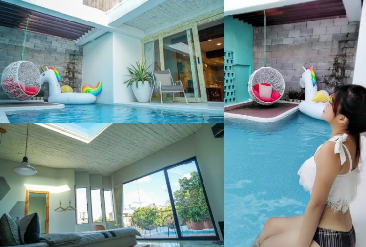 墾丁曲境Villa Windingland | 墾丁民宿推薦!獨享私人泳池,瀰漫浪漫地中海風情。