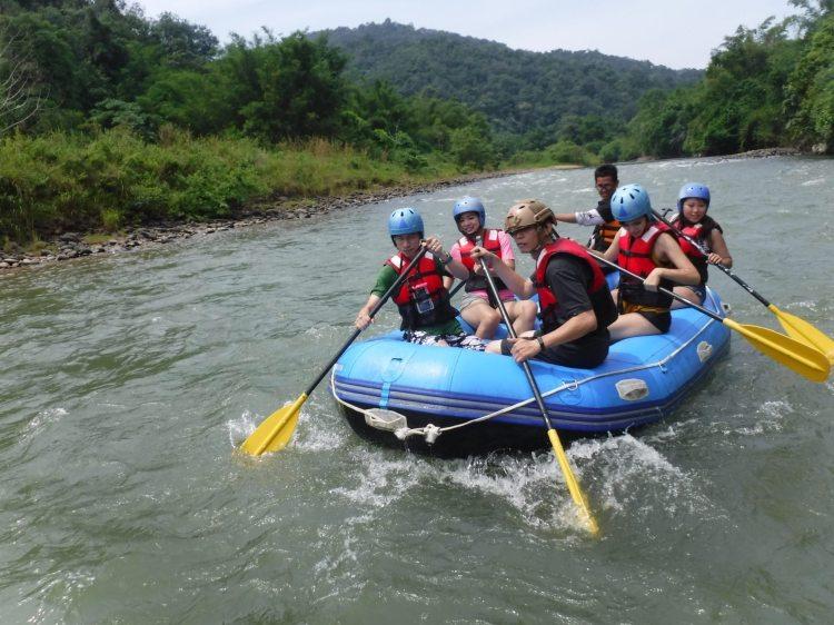 沙巴九如河泛舟 | 馬來西亞沙巴自由行,激流泛舟一定要來體驗!