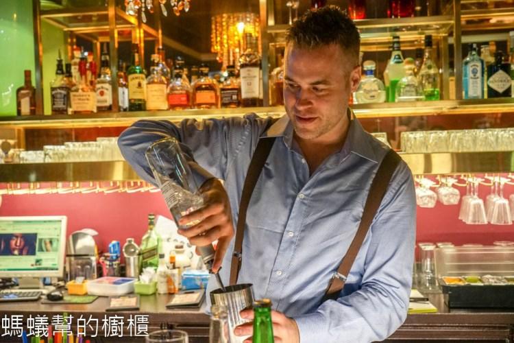 台中新月梧桐1924 Speakeasy 新月餐酒館 | 全新酒吧閃耀風情,調酒、旗袍,享受老上海美食風華。