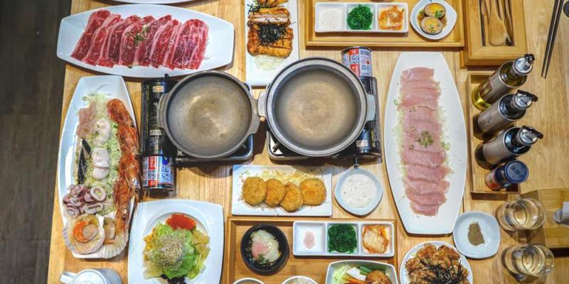 黑川ステーキライス | 黑川壽喜燒,台中美村路美食,平價定食、壽喜燒、板燒。