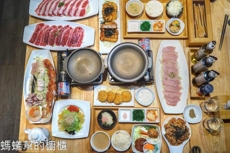 黑川ステーキライス   黑川壽喜燒,台中美村路美食,平價定食、壽喜燒、板燒。