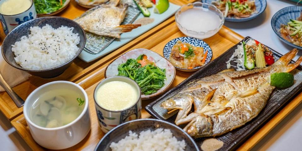 志瑩香積館   彰化北斗美食推薦。豐盛定食組合,新鮮烤魚鮮嫩,兩兄弟一同打拼堅持的美味。