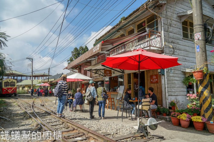 十字路車站鳴心咖啡 | 浪漫阿里山,咖啡與森林的共鳴,來杯手沖咖啡暖暖心。