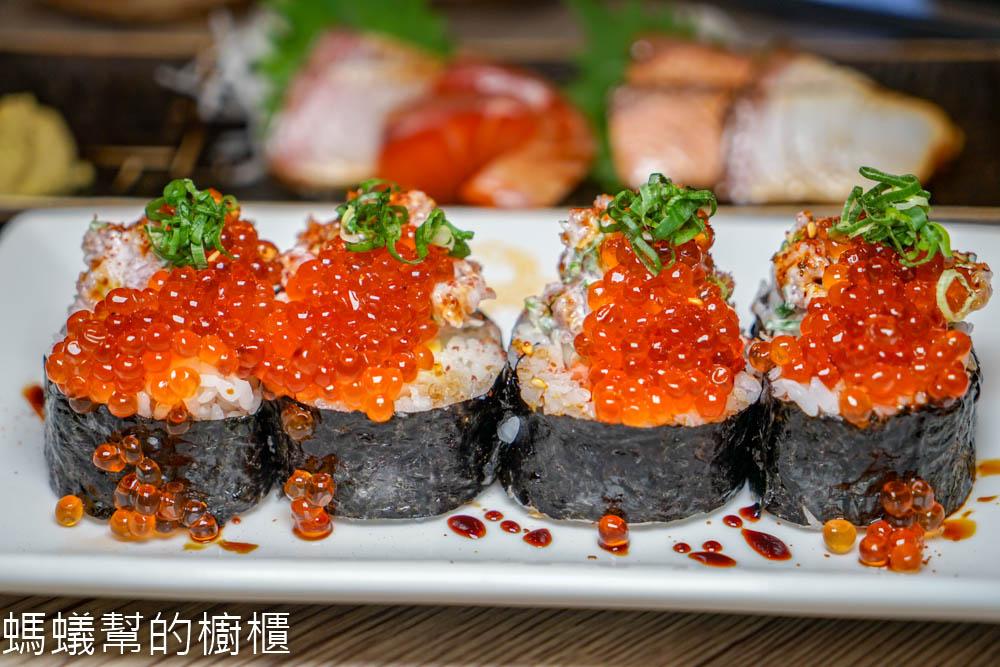 鰭酒藏日式料理   員林美食宵夜場,生魚片、燒烤、揚物等日式居酒屋美食,深夜食堂推薦。