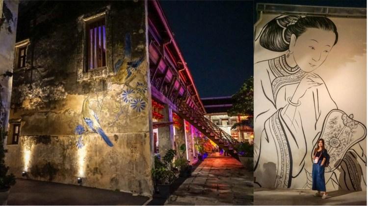曼谷旅遊景點LHONG 1919(廊1919歷史文創園區) | 河畔中式三合院,中泰貿易文化傳承。