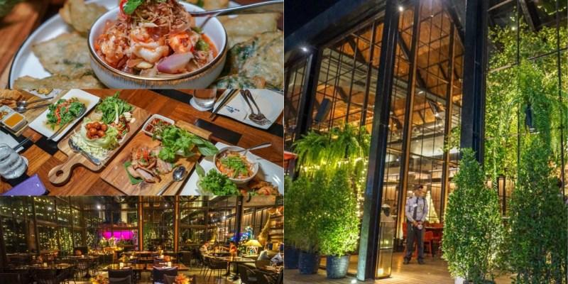泰國華欣AIR SPACE Hua Hin   泰國華欣特色玻璃屋餐廳,美味泰式料理,白天晚上各有風情。