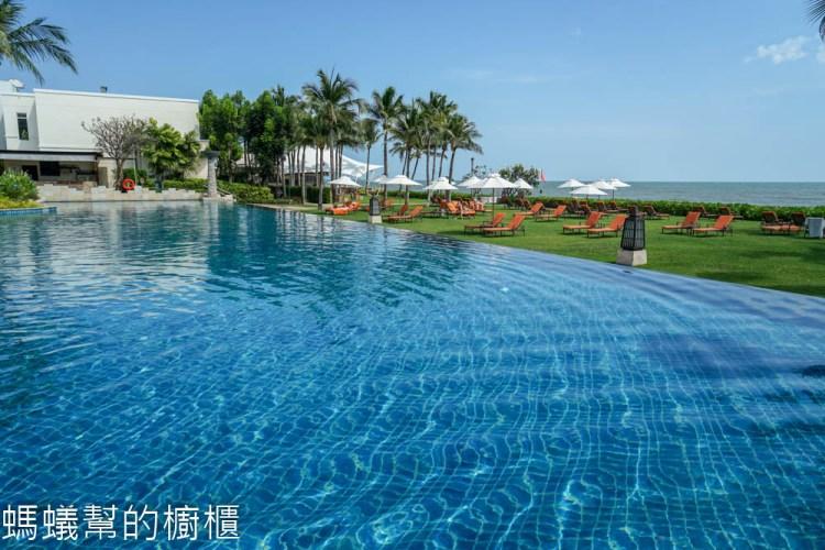 華欣喜來登度假酒店Sheraton Hua Hin Resort & Spa | 華欣住宿推薦,親子設施、泳池、自助式早餐。